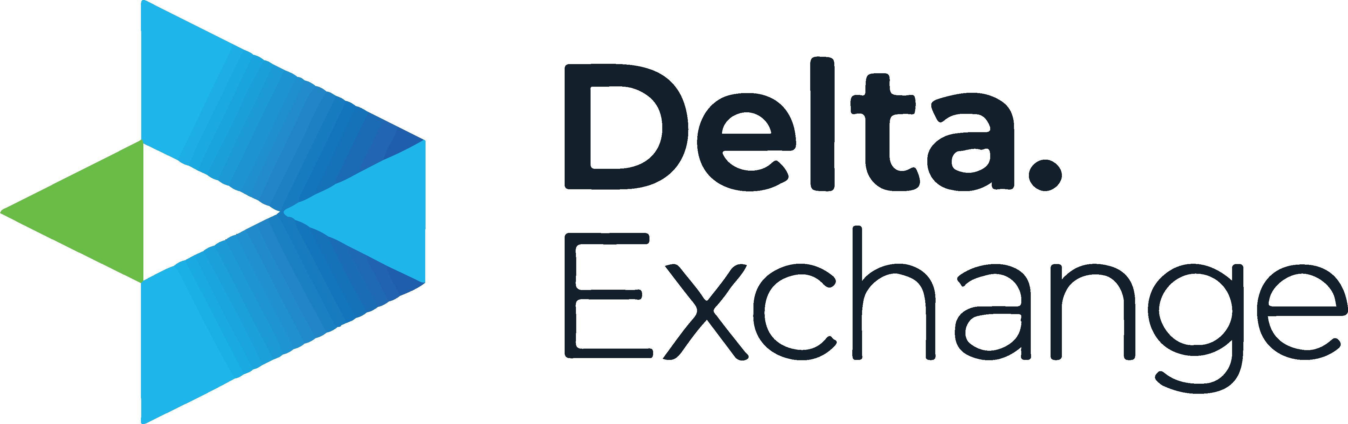 Delta.exchange logo