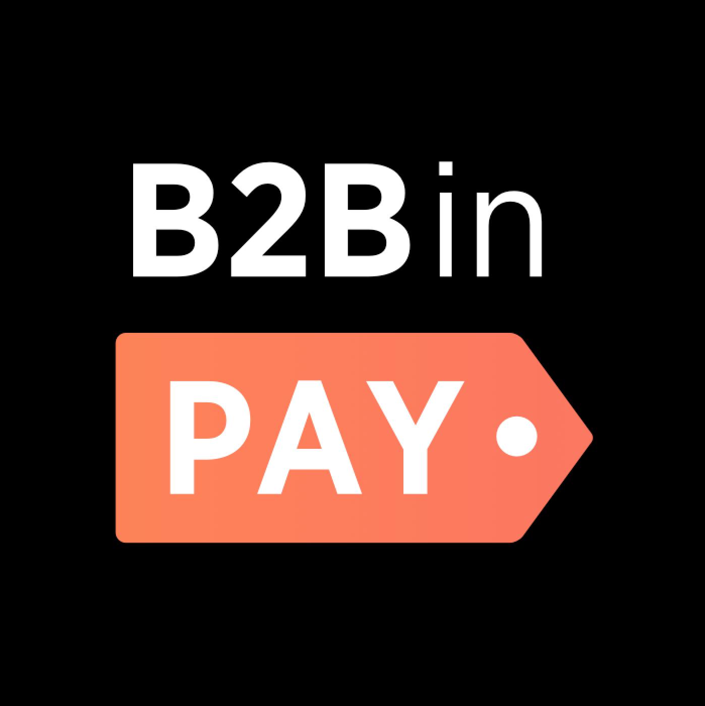 B2BinPay logo